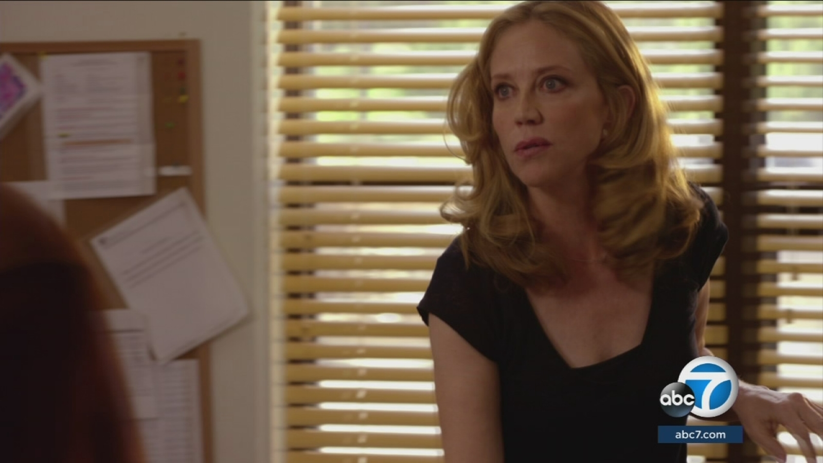 Ally Walker Nude Scene tv star ally walker makes directorial debut in 'sex, death and bowling'