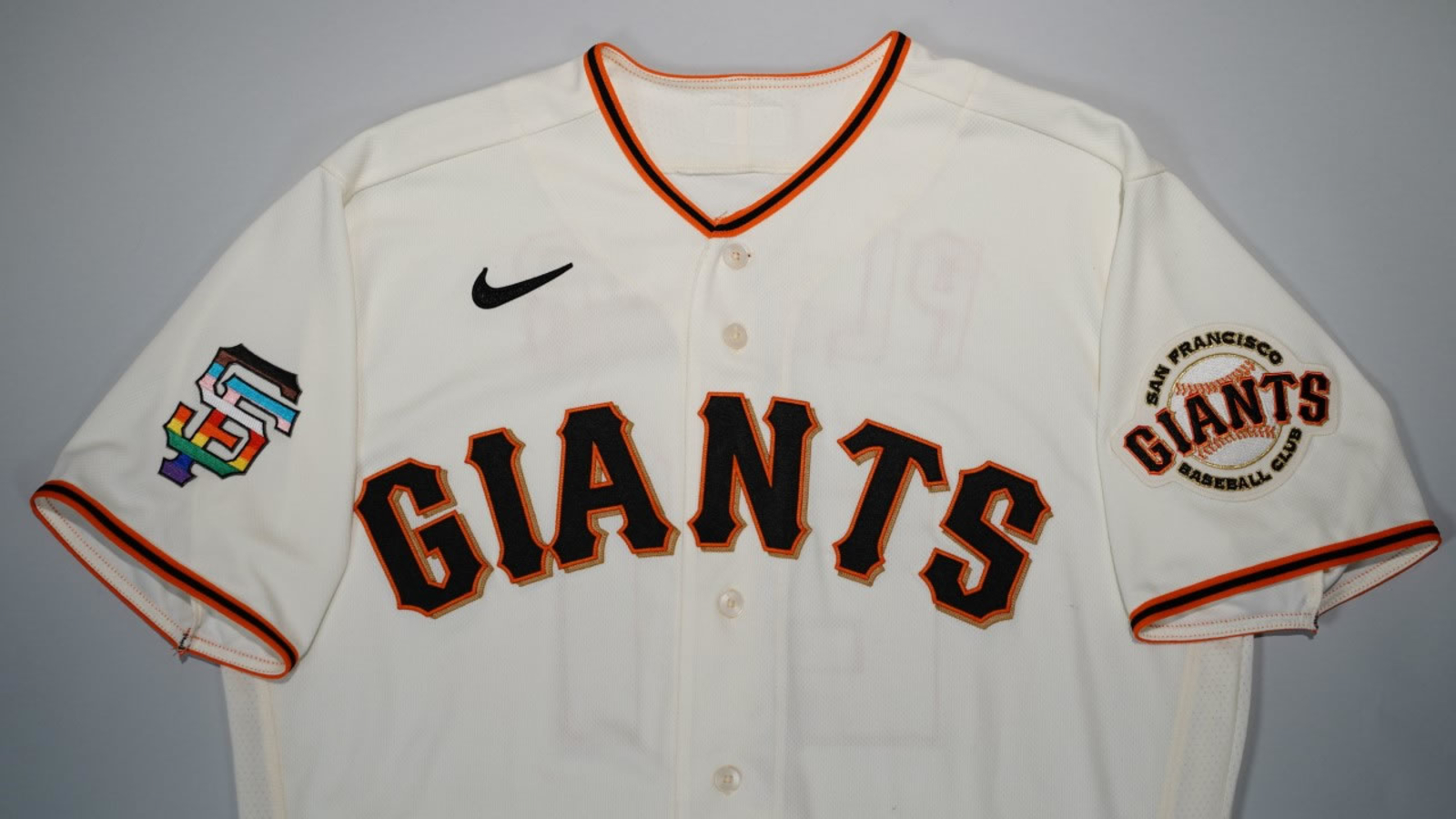 San Francisco Giants will be 1st MLB team to wear Pride Month-themed uniforms, caps