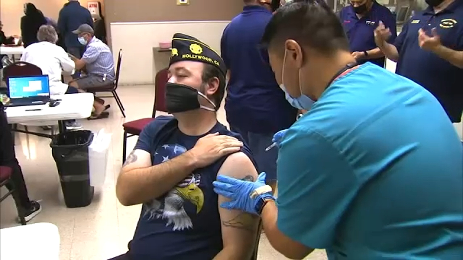 Here's why some veterans, active duty military may not be eligible for CA's $116.5 million COVID-19 vaccine incentive program