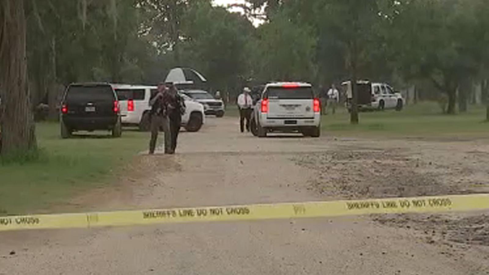 Newborn found dead inside porta-potty in east Harris County, sheriff says