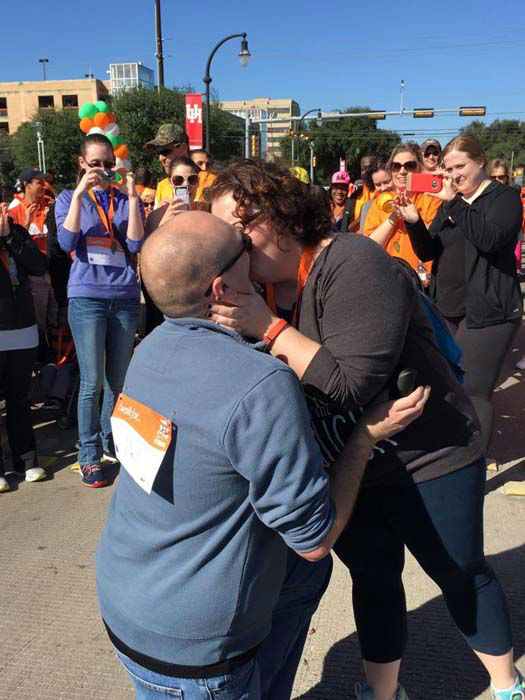 <div class='meta'><div class='origin-logo' data-origin='none'></div><span class='caption-text' data-credit='KTRK Photo/ National MS Society'>Jay Packard proposed to his girlfriend Mai McCarthy at the finish line.</span></div>