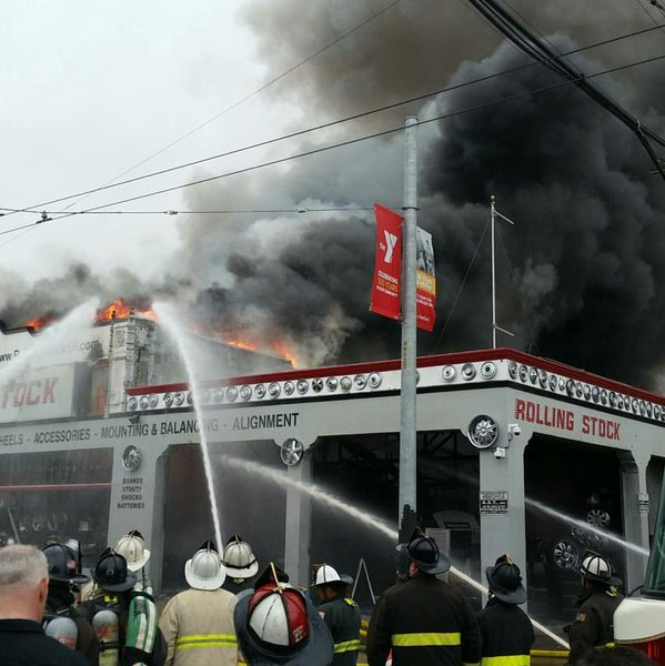 "<div class=""meta image-caption""><div class=""origin-logo origin-image none""><span>none</span></div><span class=""caption-text"">Crews battled a 3-alarm fire at Rolling Stock in San Francisco, Calif. on Sunday, November 8, 2015. (Photo submitted to KGO-TV by @SFFFLocal798 /Twitter)</span></div>"