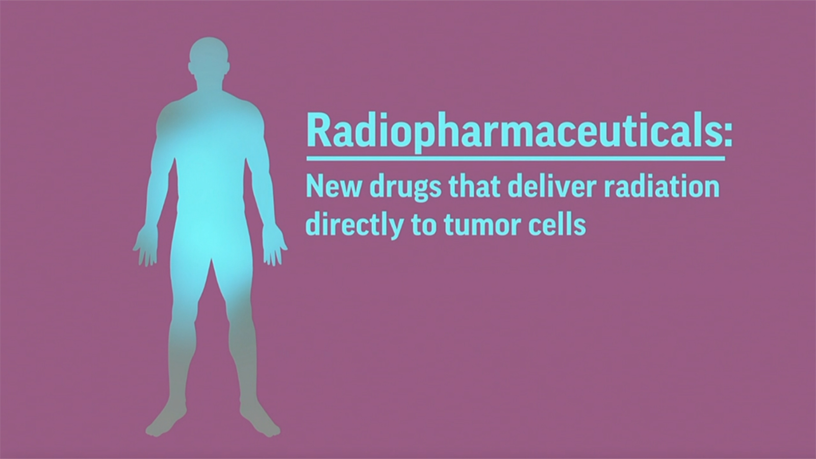 Doctors report improved prostate cancer survival rates from radiation drug that kills tumor cells