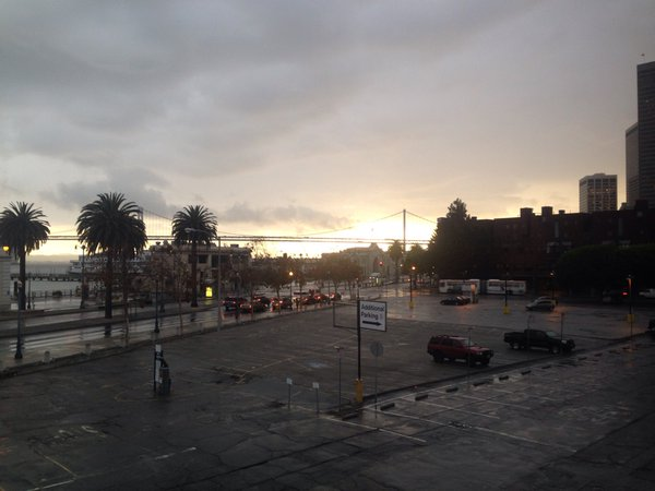 """<div class=""""meta image-caption""""><div class=""""origin-logo origin-image none""""><span>none</span></div><span class=""""caption-text"""">A storm moved through the Bay Area on Monday, November 9, 2015, bringing waves of thunderstorms, lightning and showers. Share your weather pics on social media using #abc7now. (KGO-TV)</span></div>"""