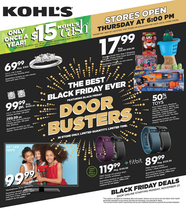48b866735008e3 Black Friday 2015  Deals and store hours for in-store and online shopping