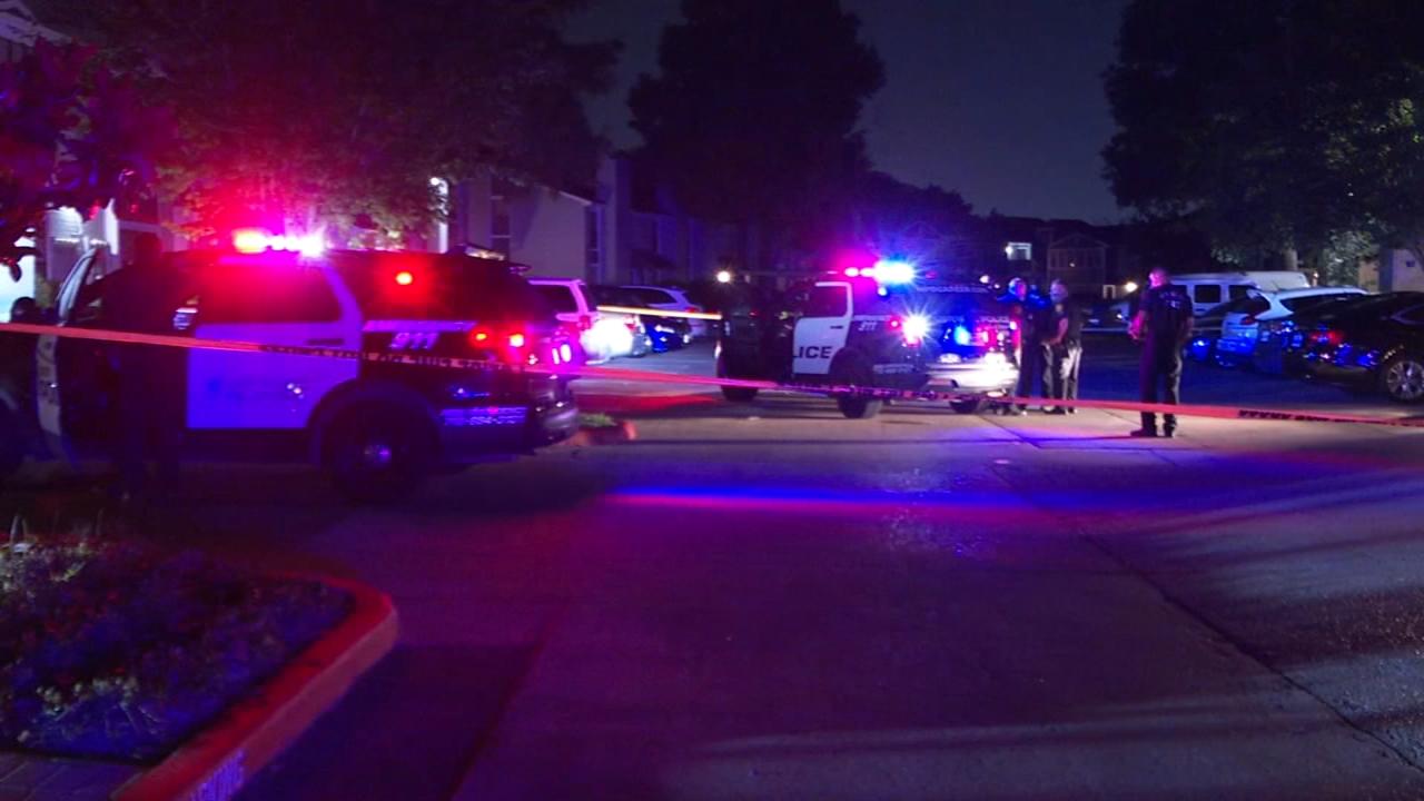15岁女孩在休斯顿东南部公寓楼被枪杀(视频)