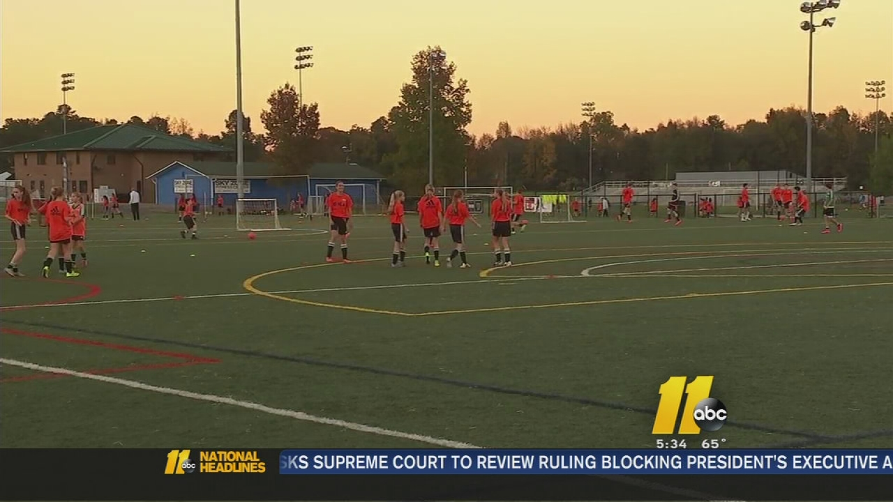 Ban on heading in youth soccer