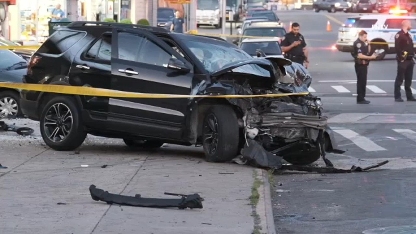 Lyft driver killed in crash w/ alleged DWI driver