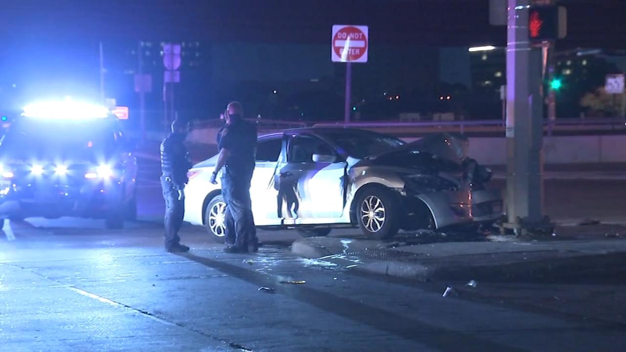 女子在休斯顿北部车祸中死亡 丈夫面临醉酒过失杀人指控(视频)
