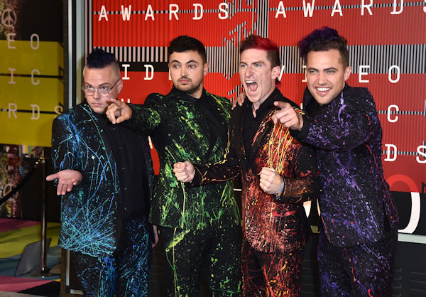 "<div class=""meta image-caption""><div class=""origin-logo origin-image none""><span>none</span></div><span class=""caption-text"">First-time nominees Walk the Moon, best known for their hit ''Shut Up and Dance,'' will perform at the AMAs. (Jordan Strauss/Invision/AP)</span></div>"