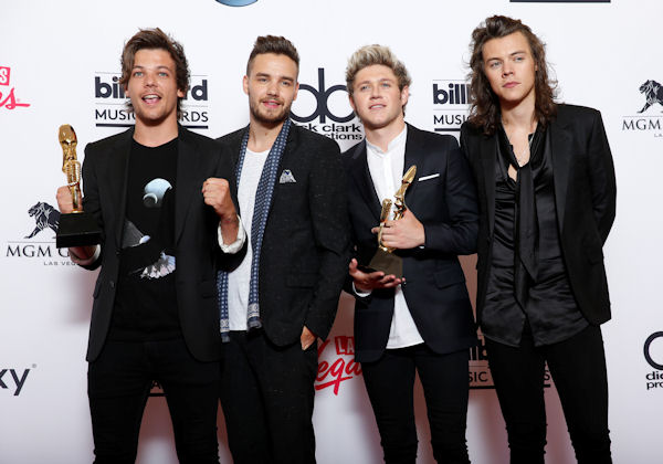 <div class='meta'><div class='origin-logo' data-origin='none'></div><span class='caption-text' data-credit='Eric Jamison/Invision/AP'>One Direction, whose new album comes out Nov. 13, will be performing their new single ''Perfect.''</span></div>
