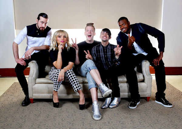 <div class='meta'><div class='origin-logo' data-origin='none'></div><span class='caption-text' data-credit='Donn Jones/Invision/AP'>A capella superstars Pentatonix will perform the iconic score from ''Star Wars'' with a full symphony orchestra.</span></div>