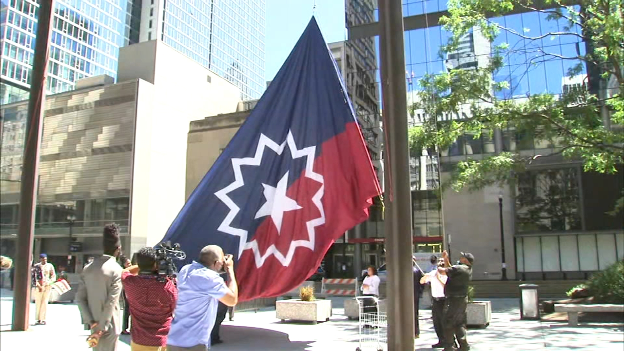 Juneteenth celebrations in Chicago scheduled ahead of soon-to-be state holiday this weekend