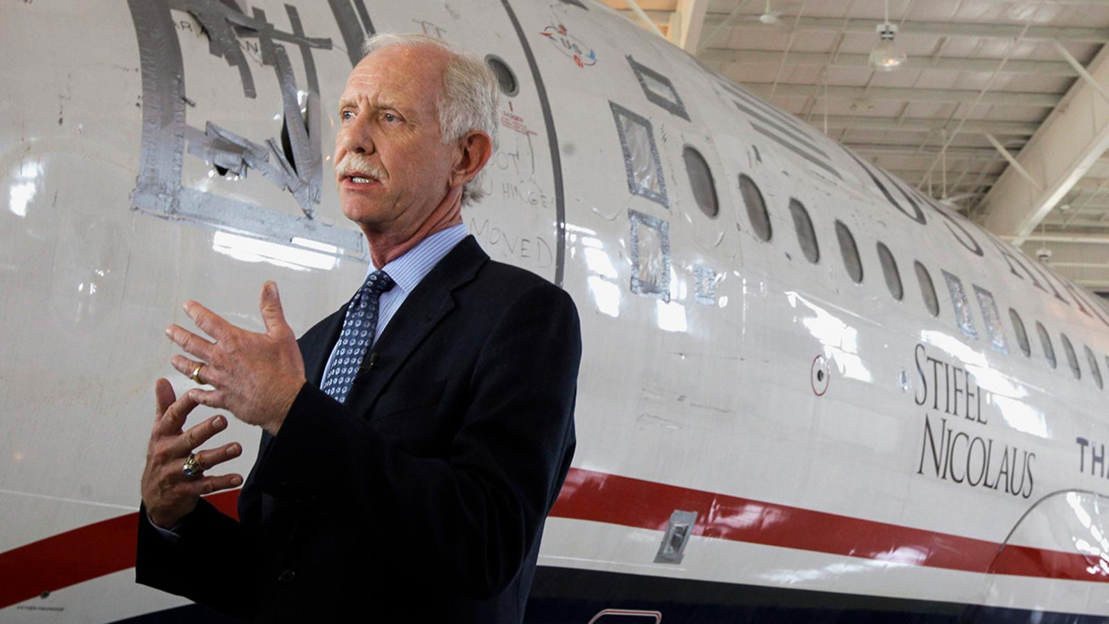 Biden names 9 ambassador nominees, including Captain 'Sully' Sullenberger