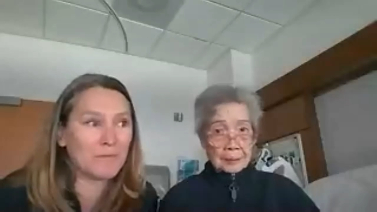 94-year-old Asian woman stabbed multiple times in San Francisco attack speaks from the hospital