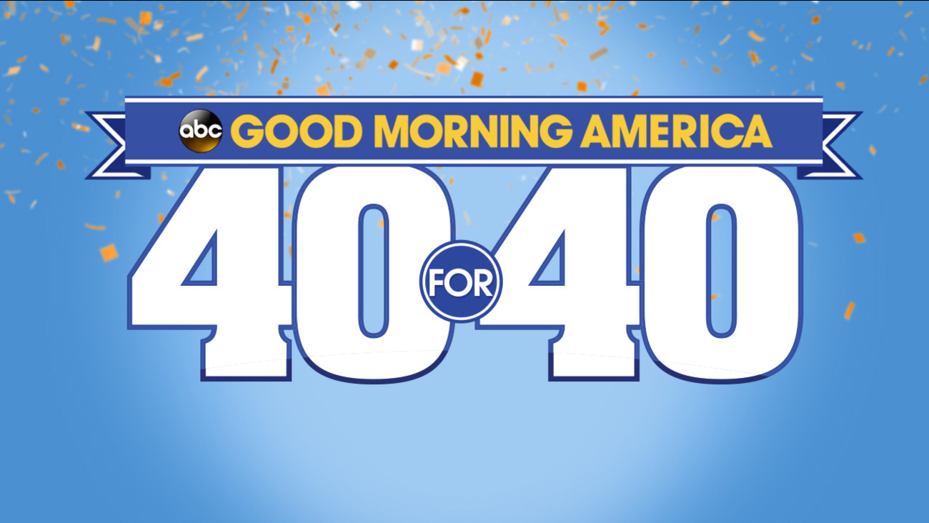 gma 40 for 40