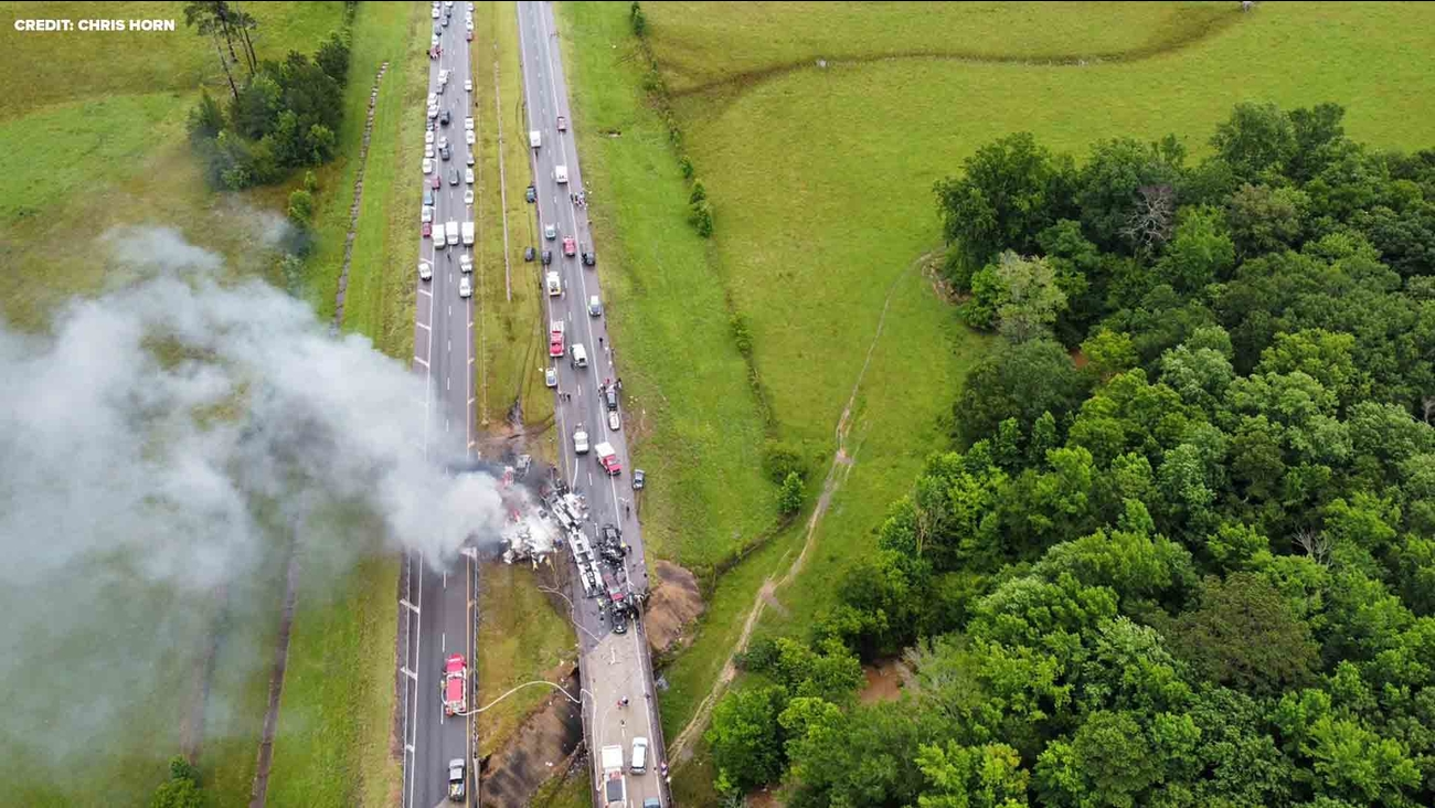 Alabama deadly crash: 9 children, 1 adult killed in accident involving  Girls Ranch vehicle - 6abc Philadelphia