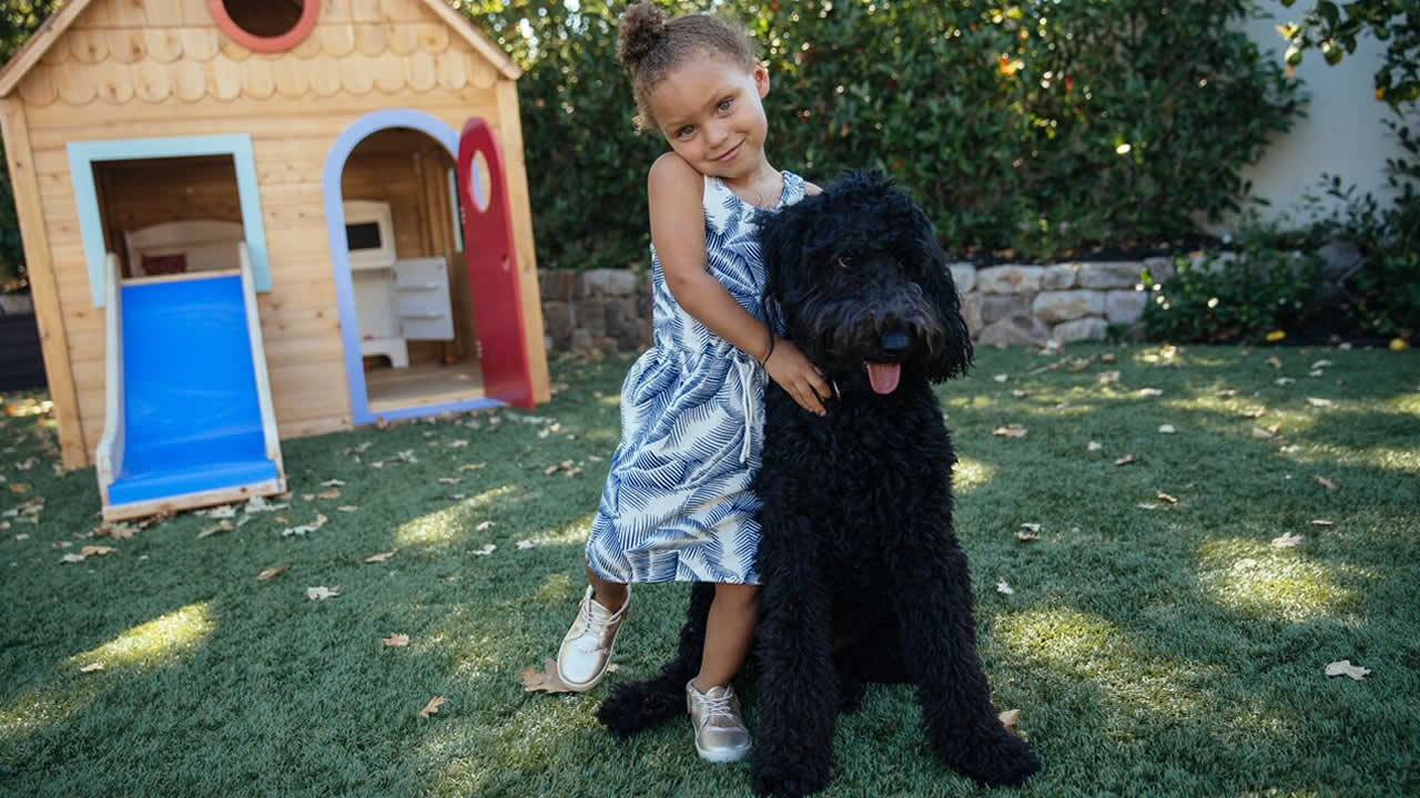 This undated image shows 2-year-old Riley Curry in her first campaign for the new Freshly Picked hard soled moccasins, called The Next Step Shoe.