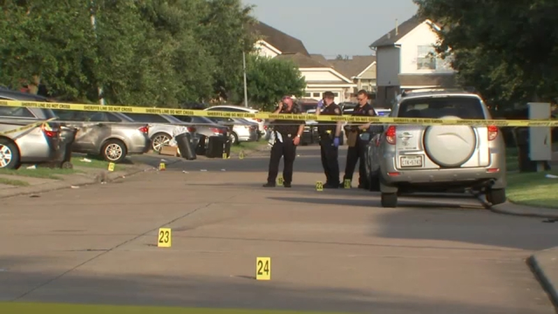 Shooting at 100-person Airbnb party in west Harris County leaves 2 teens shot - ABC13 Houston