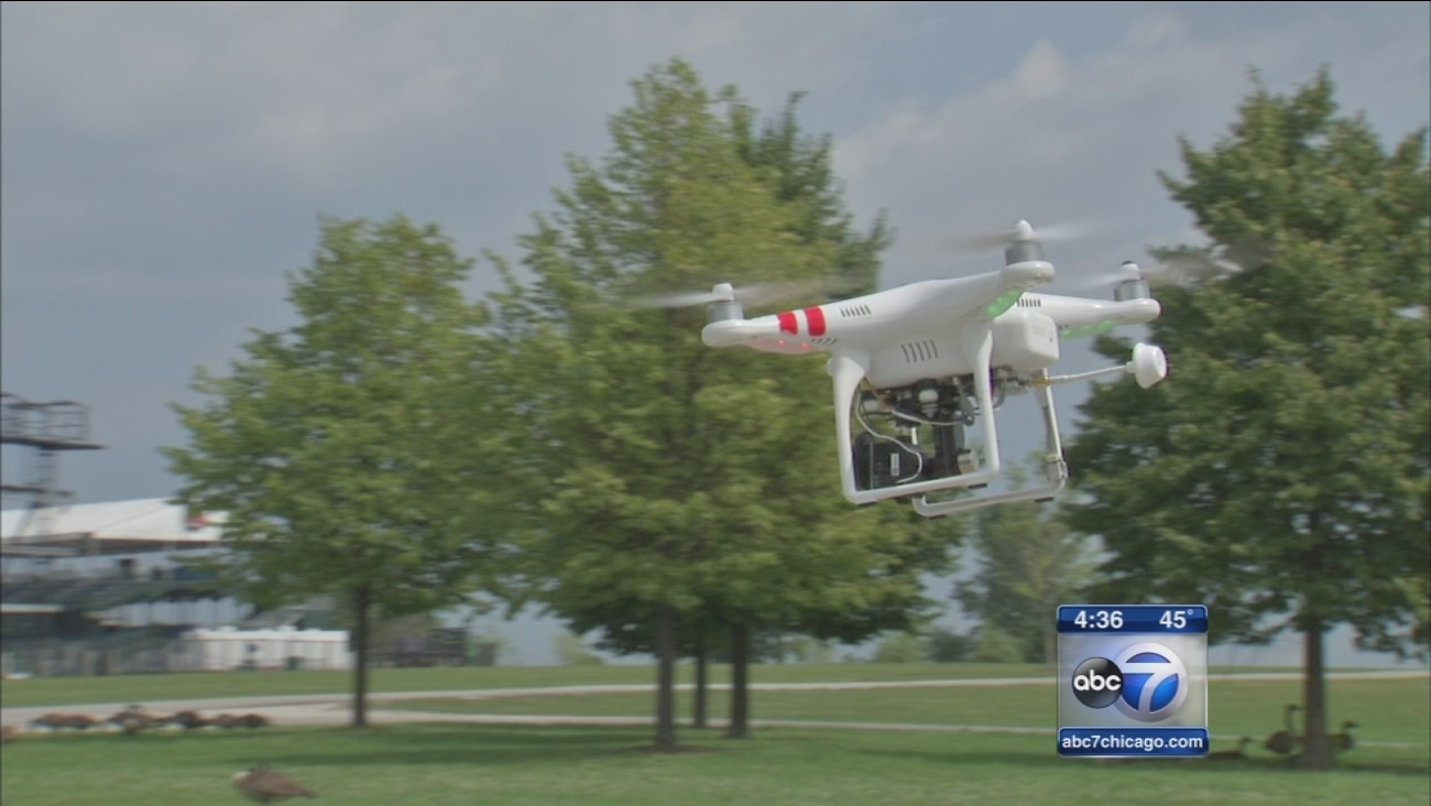 City considers drone registration, restrictions