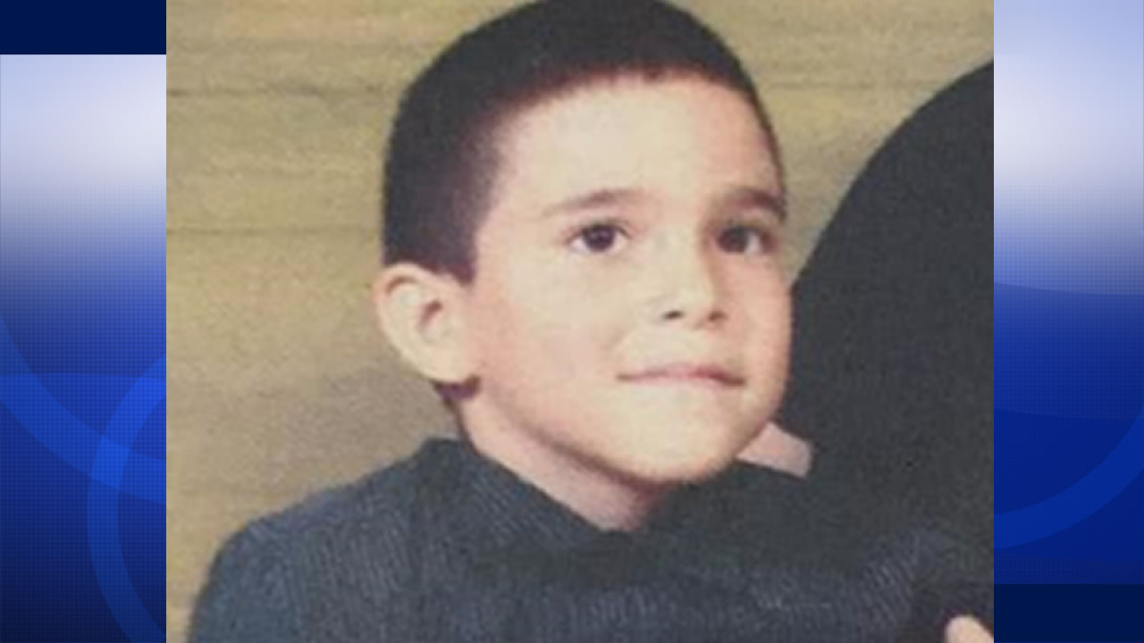 San Jose Police have released this photo of a missing 10-year-old Christopher Samora who was reported missing Nov. 12, 2015.