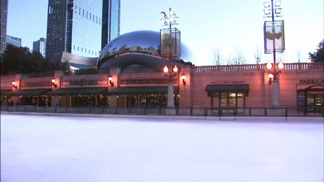 Ice skating at Millennium Park is a winter tradition for many Chicagoans. Despite recent mild weather, the McCormick Tribune Ice Rink is ready to open Friday!