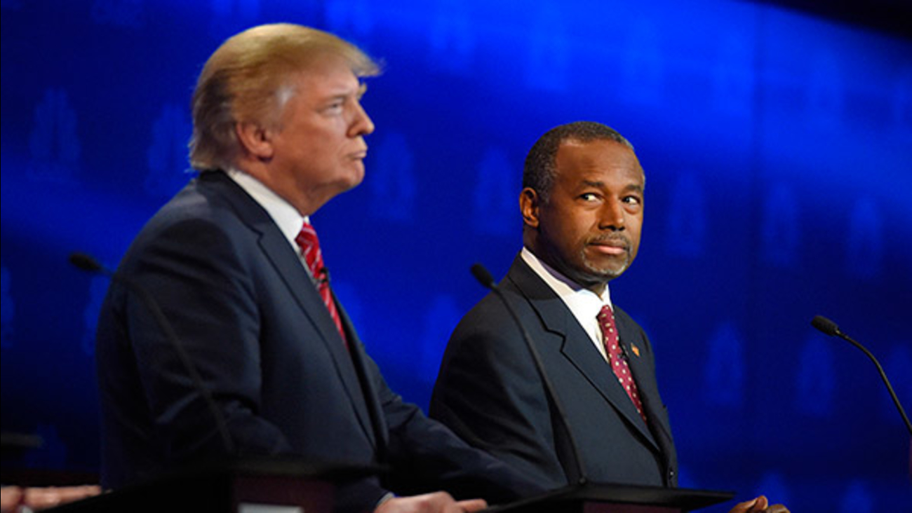 Trump questions Carson's 'pathological temper', faith