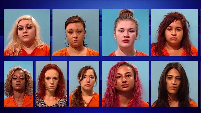9 arrested in North Charleston prostitution sting | WCIV