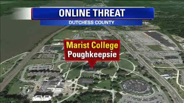 Marist College Campus Map Www Topsimages Com