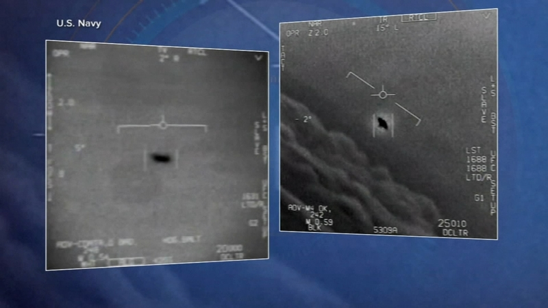 US Intelligence UFO report: No ET, no answers; Intel report is inconclusive  about UFOs - ABC7 Chicago