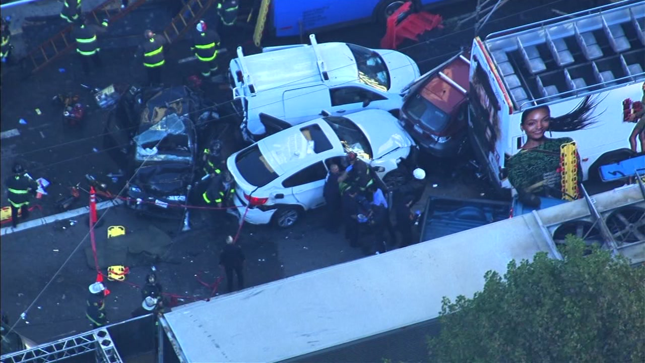 CPUC: San Francisco tour bus involved in crash never