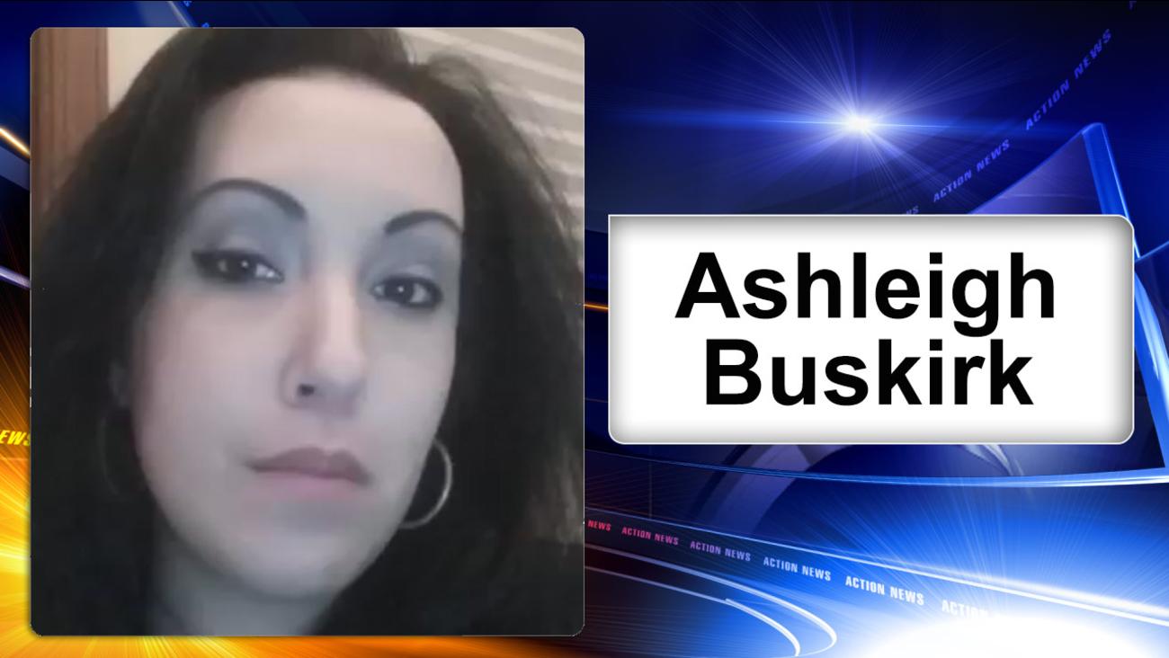 Ashleigh Buskirk