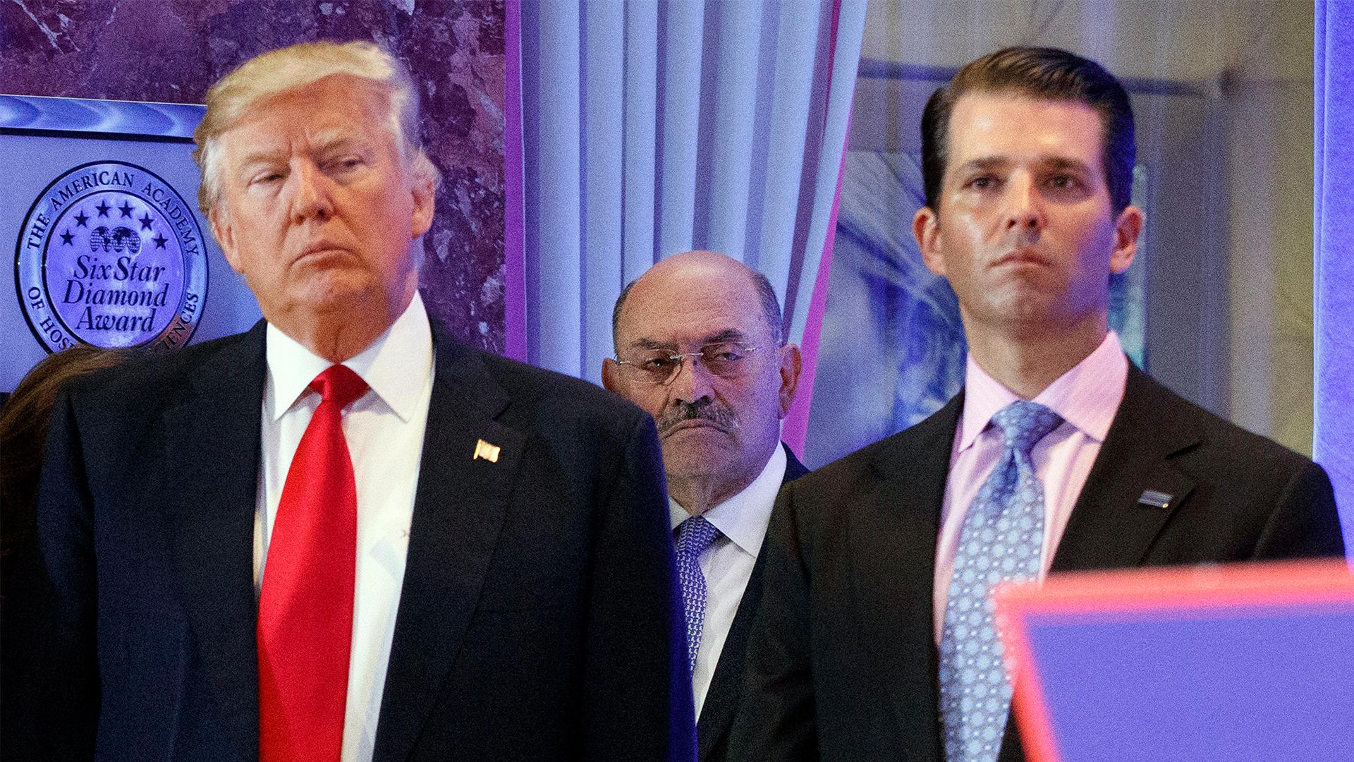 allen weisselberg trump organization indictment