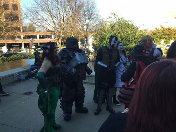 """<div class=""""meta image-caption""""><div class=""""origin-logo origin-image none""""><span>none</span></div><span class=""""caption-text"""">Photos from the 2015 NCComiCon in Durham (WTVD Photo/ Mark Falgout)</span></div>"""