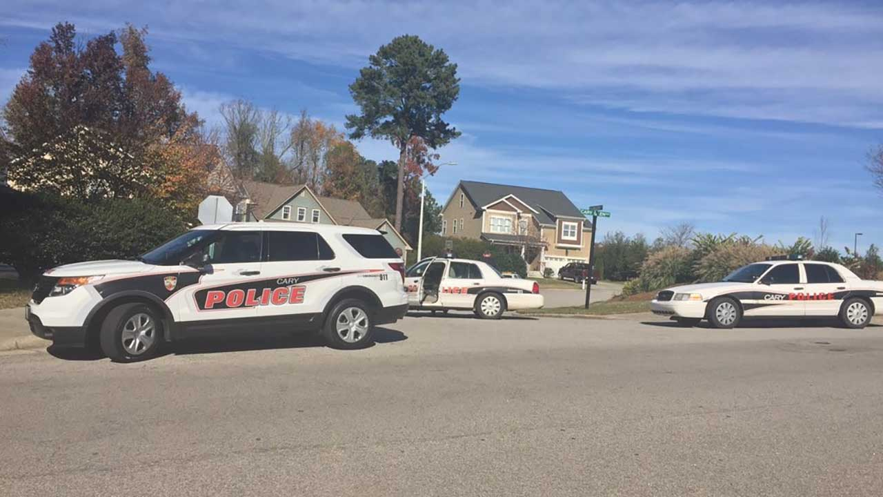 Police in Cary