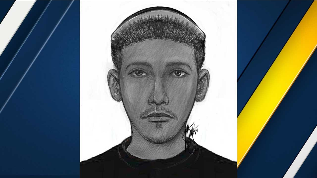 The Riverside Police Department released a composite sketch of a male burglar who allegedly entered a young girl's bedroom on Saturday, Nov. 14, 2015.