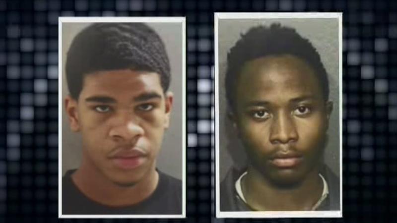 Manhunt underway for three juveniles who escaped