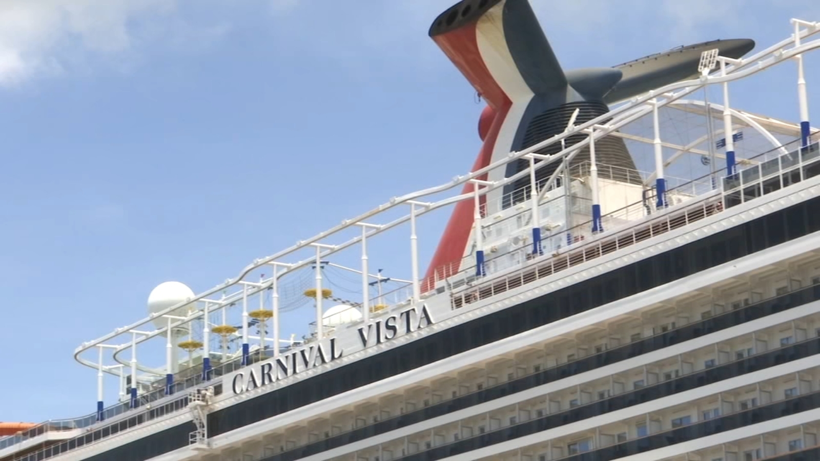 26 crew members and 1 passenger on Carnival ship from Galveston test positive for COVID