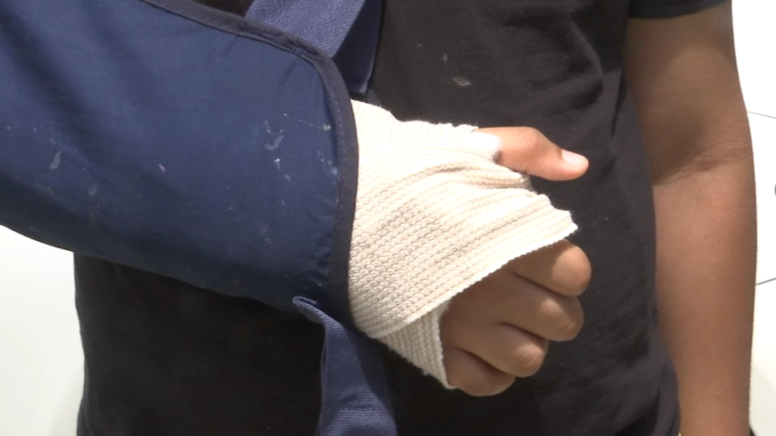 12-year-old's arm broken by Spring ISD coach during practice drill, dad says