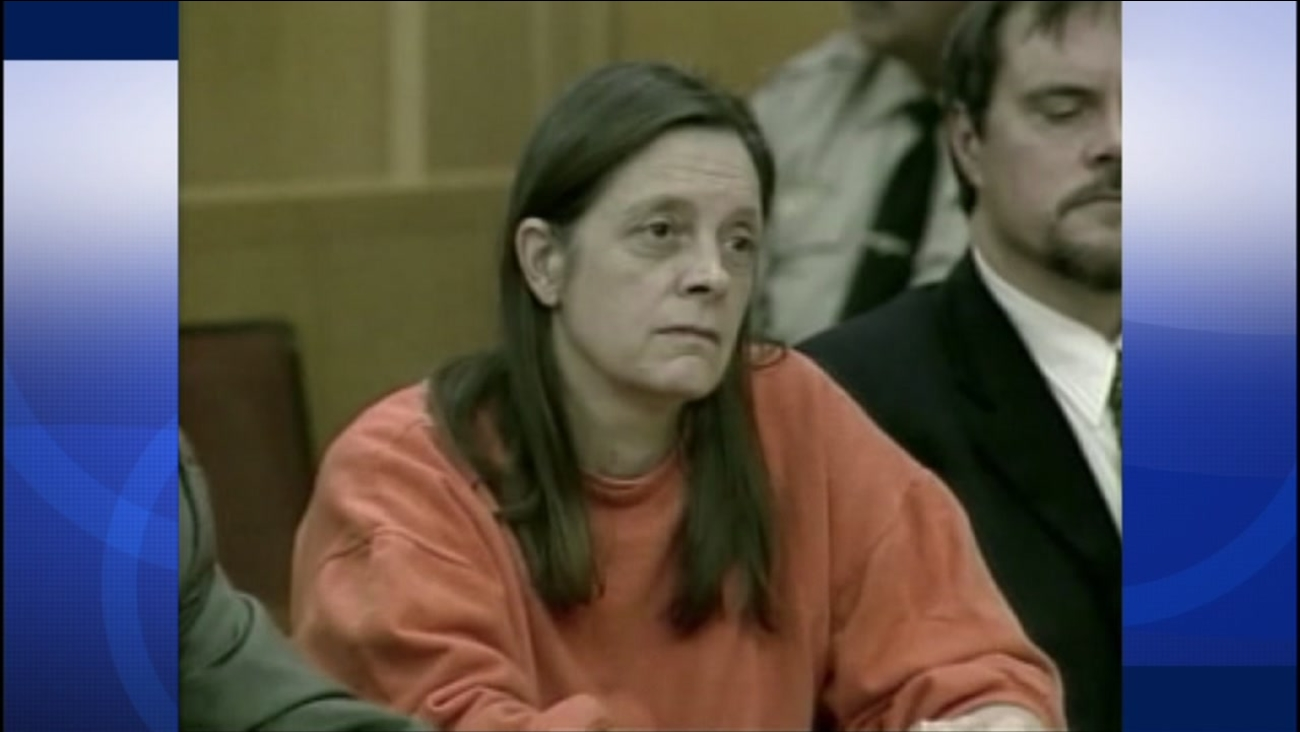 Marjorie Knoller appears in federal court in Los Angeles for a hearing on Friday, November 16, 2015 in the 2001 fatal San Francisco dog mauling case that made national headlines.