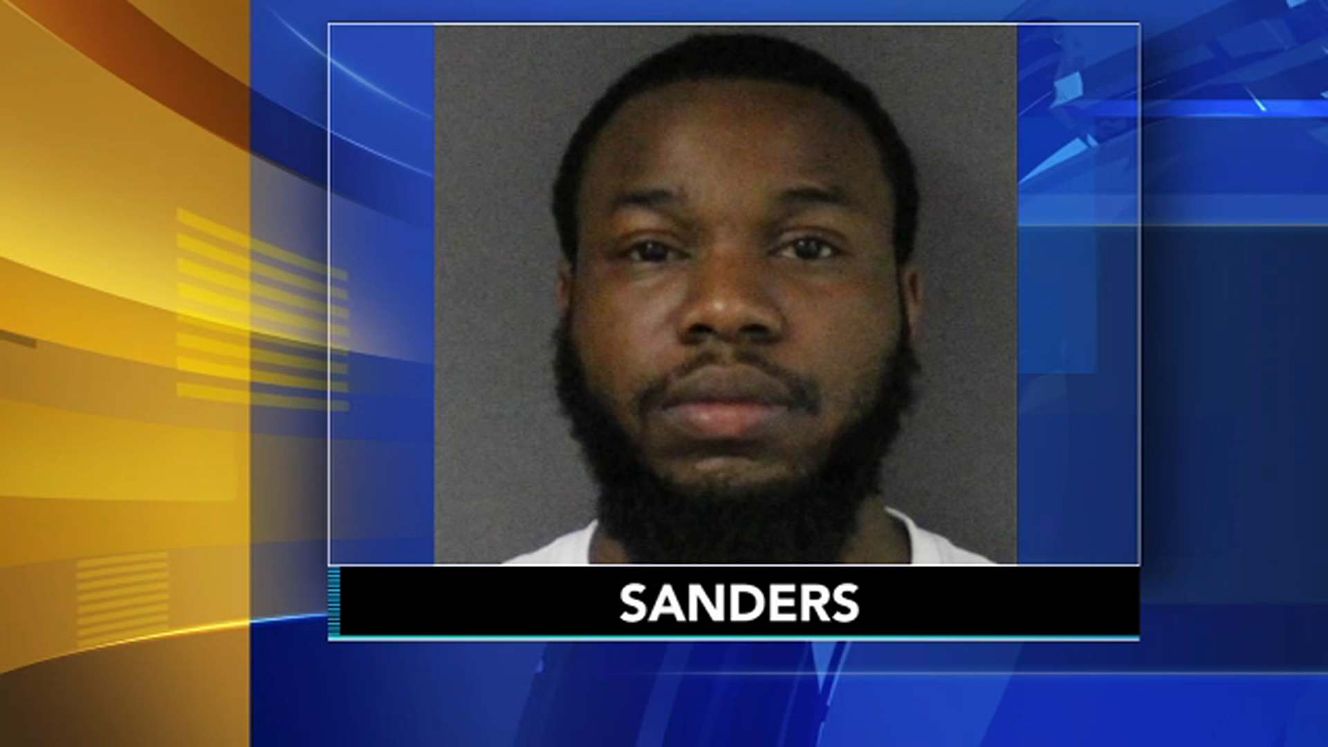 Michael Sanders charged with setting fire that killed his baby daughter and child's grandparents in Hamilton Township: Police
