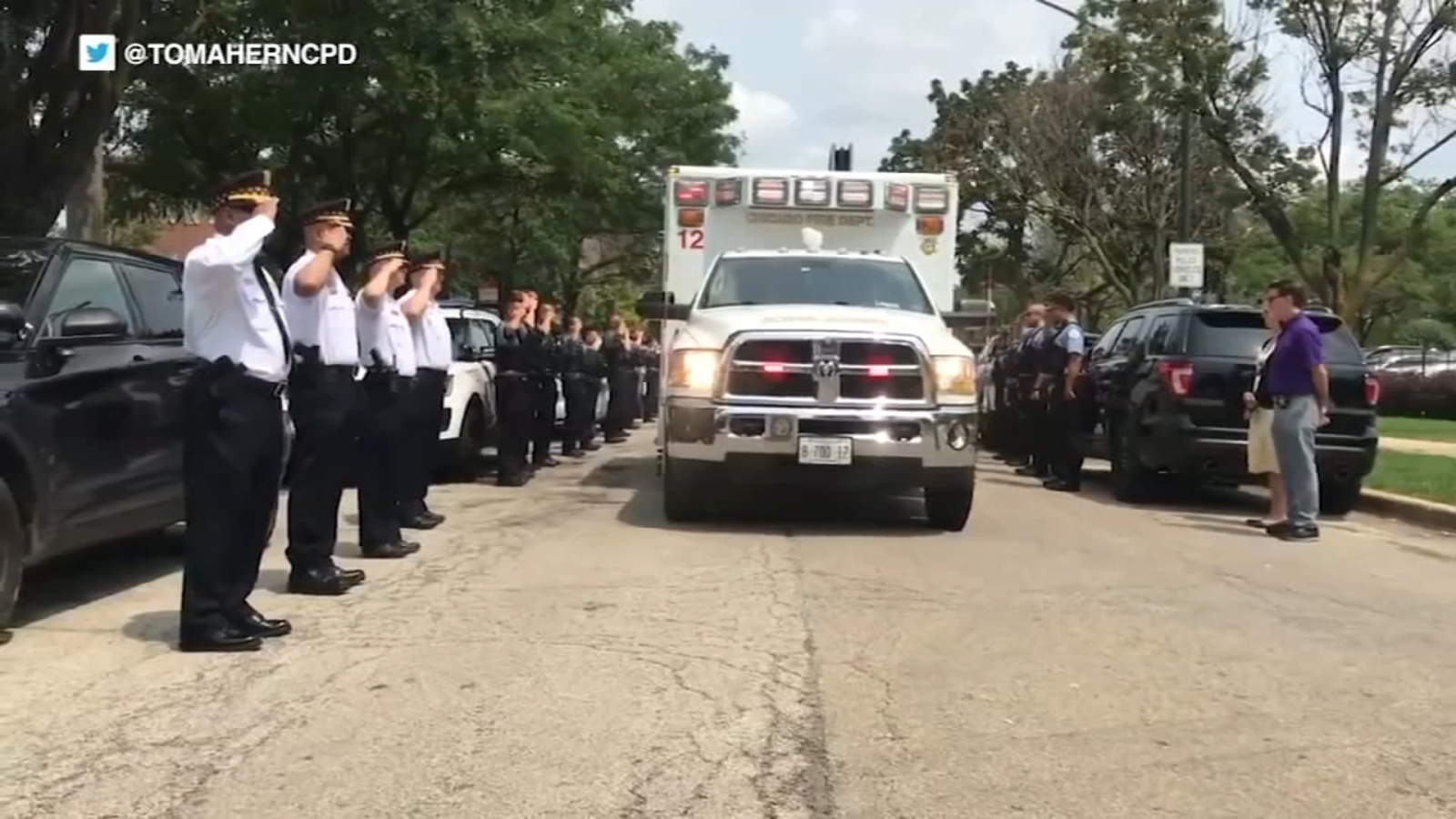 Chicago police officer dies by apparent suicide