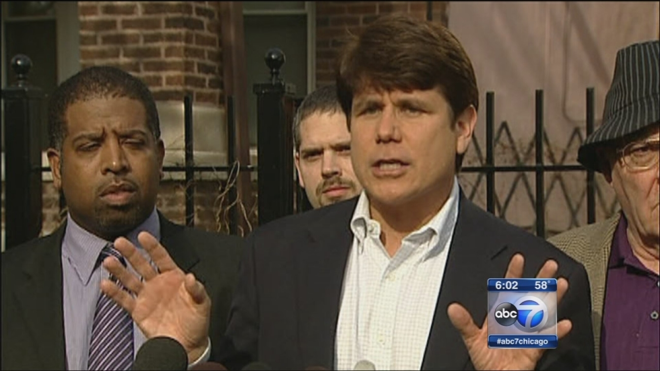 Blagojevich files appeal to corruption convictions