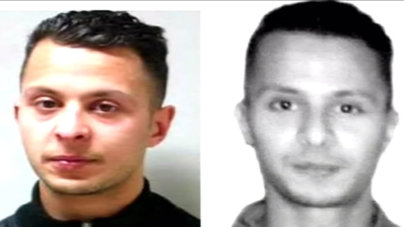 Authorities have released a new image  Nov. 17, 2015. of Salah Abdeslam, the eighth suspect in the Paris attacks.
