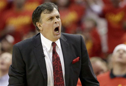 "<div class=""meta image-caption""><div class=""origin-logo origin-image none""><span>none</span></div><span class=""caption-text"">Houston Rockets head coach Kevin McHale argues a foul call during Game 7 of the NBA basketball Western Conference semifinals against the Los Angeles Clippers May 17, 2015. (AP Photo/ David J. Phillip)</span></div>"