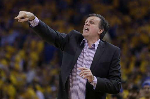 "<div class=""meta image-caption""><div class=""origin-logo origin-image none""><span>none</span></div><span class=""caption-text"">Houston Rockets head coach Kevin McHale gestures during Game 5 of the NBA Western Conference finals against the Golden State Warriors in Oakland, Calif., May 27, 2015. (AP Photo/ Ben Margot)</span></div>"