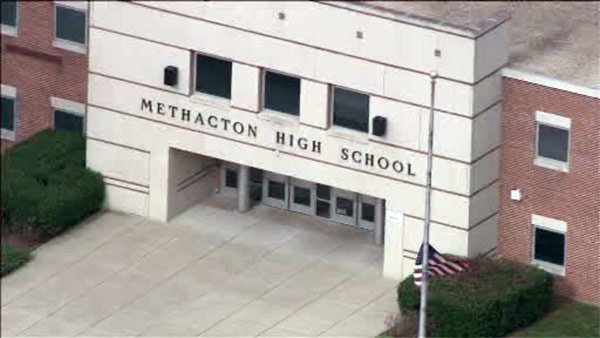 1 in custody after Methacton High School lockout