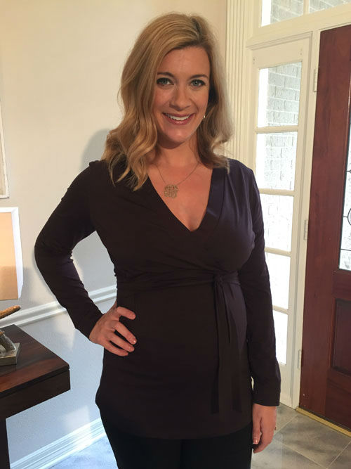"<div class=""meta image-caption""><div class=""origin-logo origin-image none""><span>none</span></div><span class=""caption-text"">Here are five tips on how to look fab with your maternity wear (Photo/KTRK Photo)</span></div>"