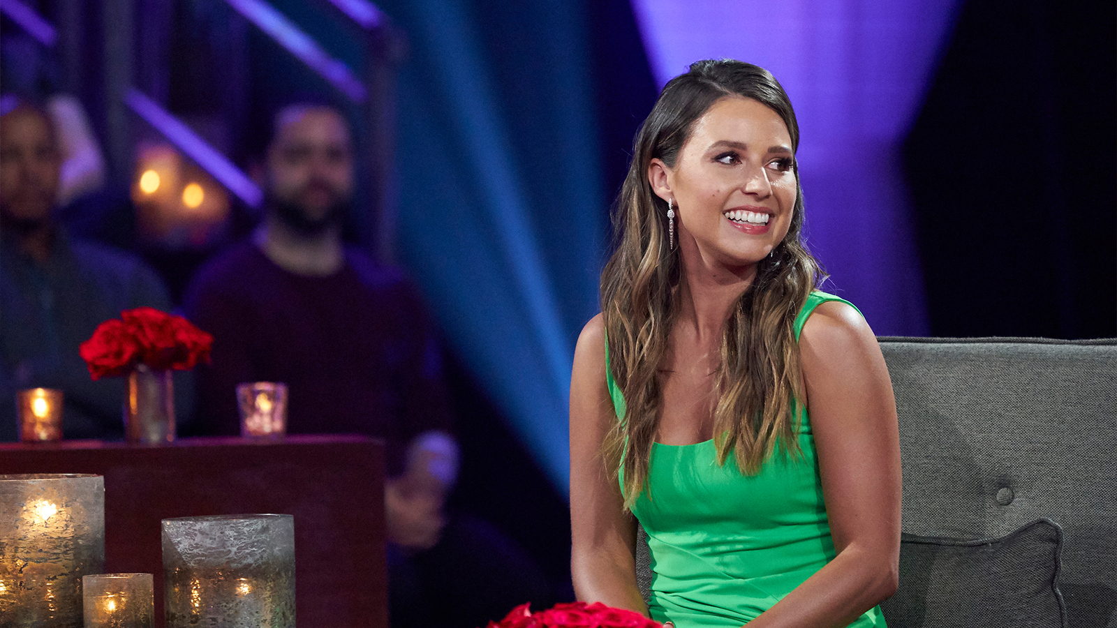 The Bachelorette 2021: Katie Thurston reunites with former suitors in 'Men Tell All'
