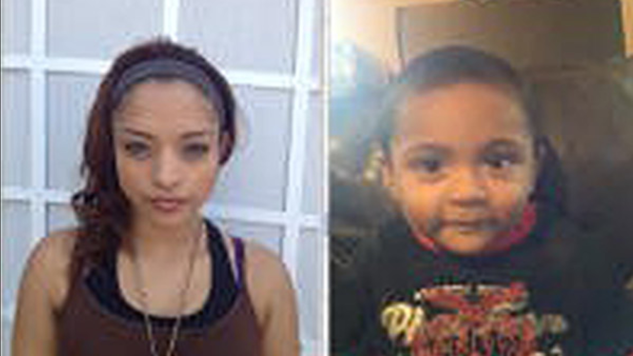 Martha Martinez, 26, (left) and 1-year-old Nathan Martinez (right) are pictured in two undated photos.